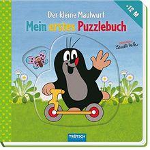 """Mein erstes Puzzlebuch """"Der kleine Maulwurf"""""""