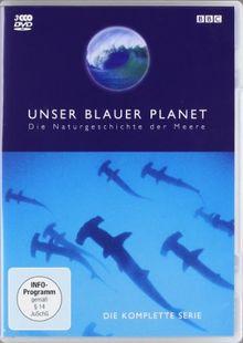 Unser blauer Planet - Die komplette Serie (3 DVDs, Amaray Box)