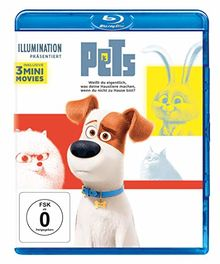 Pets (Illumination) [Blu-ray]