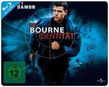 Die Bourne Identität - Limited Quersteelbook [Blu-ray]