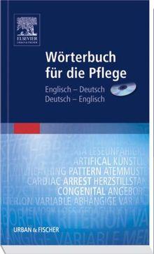 Wörterbuch für die Pflege - Englisch-Deutsch / Deutsch-Englisch