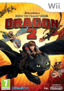 How to Train Your Dragon 2 (Nintendo Wii) [UK IMPORT]