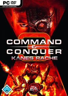 Command & Conquer: Kanes Rache (Add-on) (DVD-ROM) - inkl. Beta-Key für Alarmstufe Rot 3