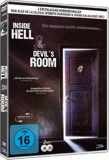Inside Hell & Devils Room (Doppel-DVD)