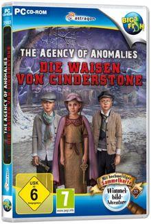 Agency of Anomalies: Die Waisen von Cinderstone