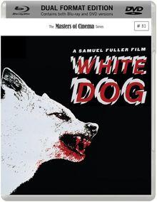 WHITE DOG (Masters of Cinema) (Dual Format Blu-ray & DVD) [UK Import]
