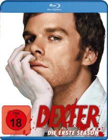 Dexter - Die erste Season [Blu-ray]
