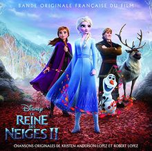Various Artists/Original Soundtrack - Frozen 2 (French Version)