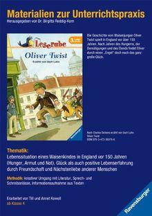 Materialien zur Unterrichtspraxis - Usch Luhn: Oliver Twist