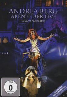 Andrea Berg - Abenteuer - Live