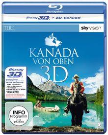 Kanada von oben - Teil 1 (SKY VISION) [3D Blu-ray + 2D Version]