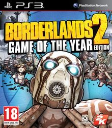 Borderlands 2 - Game of the Year Edition [UK-IMPORT]
