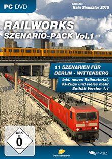 Train Simulator Scenery Pack Vol. 1 - Railworks (TS 2014/15)