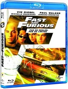 Fast and furious [Blu-ray] [FR Import]