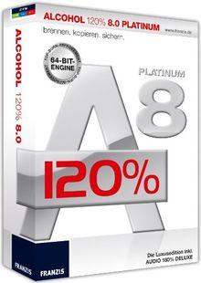 Alcohol 120% 8 Platinum