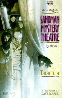 Sandman Mystery Theatre Vol. 1: The Tarantula