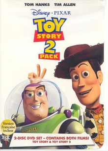 TOY STORY / TOY STORY 2