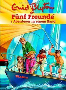 Fünf Freunde - 3 Abenteuer in einem Band: Sammelband 02
