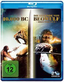 10.000 B.C. & Die Legende von Beowulf (2 Discs) [Blu-ray]
