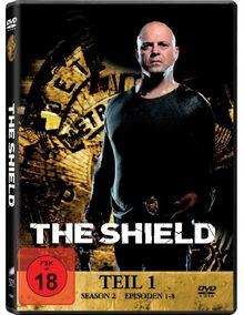 The Shield - Season 2, Vol.1 [2 DVDs]