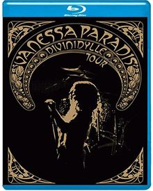 VANESSA PARADIS -Divinidylle Tour- BLU-RAY