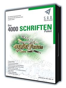 Das 4.000 Schriften Paket