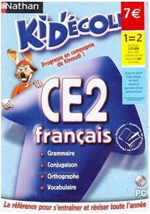 Kid'Ecole Français CE2