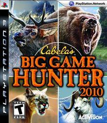 Cabelas Big Game Hunter 2010 [DVD-AUDIO]