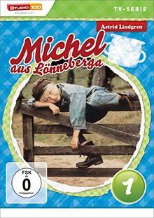 Astrid Lindgren: Michel aus Lönneberga - TV-Serie, DVD 1