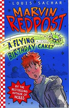 Flying Birthday Cake?: A Flying Birthday Cake?: Bk. 6 (Marvin Redpost) (Marvin Redpost S.)