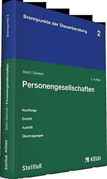 Personengesellschaften (Brennpunkte der Steuerberatung)