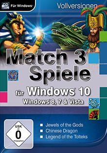 Match 3 Spiele für Windows 10 (PC)