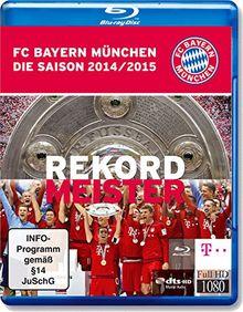 FC Bayern München - Die Saison 2014/2015: Die Saison 2014/2015 [Blu-ray]