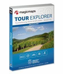 Tour Explorer 50 - Deutschland V.4