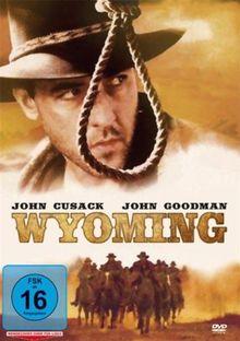 Wyoming - Reiter auf verbrannter Erde