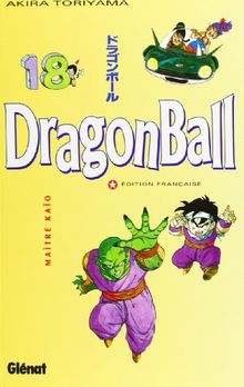 Dragon Ball, tome 18 : Maître Kaïo