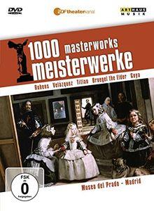 1000 Meisterwerke, Museo del Prado, Madrid, 1 DVD