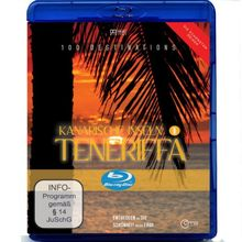 Teneriffa - Kanarische Inseln [Blu-ray]