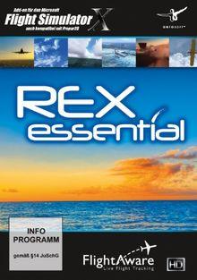 Flight Simulator X - REX Essential Plus (Add - On) - [PC]