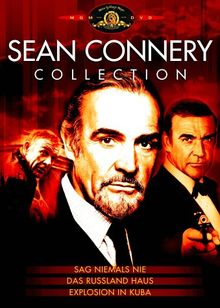 Sean Connery Collection [3 DVDs]