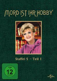 Mord ist ihr Hobby - Staffel 5.1 (3 Discs, OmU)