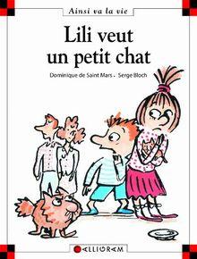 Lili Veut UN Petit Chat (25) (Ainsi Va la Vie)