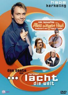"""Hape Kerkeling: Das Beste aus """"Darüber lacht die Welt"""" (2 Discs)"""