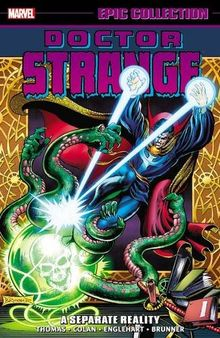 Doctor Strange Epic Collection: A Separate Reality (Epic Collection: Doctor Strange)