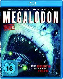 Megalodon - Die Bestie aus der Tiefe (uncut) [Blu-ray]