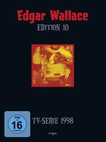 Edgar Wallace Edition 10 [4 DVDs]