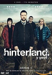 Hinterland serie 4 dvd [Musikkassette]