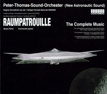 Raumpatrouille - The Complete Music
