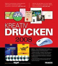 Kreativ Drucken 2008