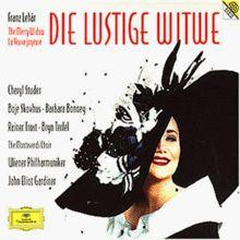 Lehar: Die lustige Witwe (Gesamtaufnahme) (Aufnahme Wien 1994)
